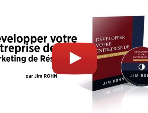 AUDIO 🎧 Développer Votre Entreprise de Marketing de Réseau – Jim Rohn